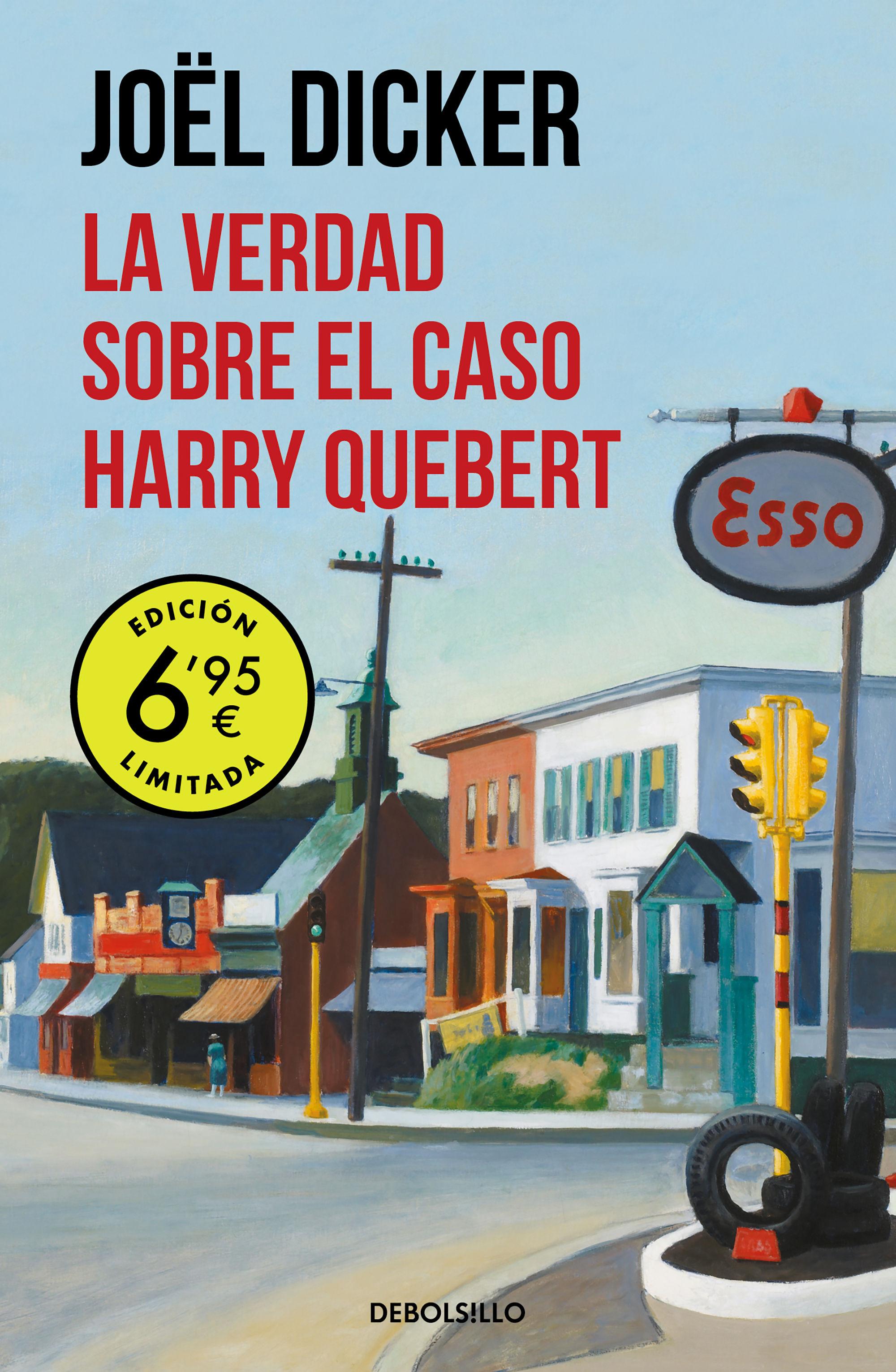 VERDAD SOBRE EL CASO HARRY QUEBERT LA