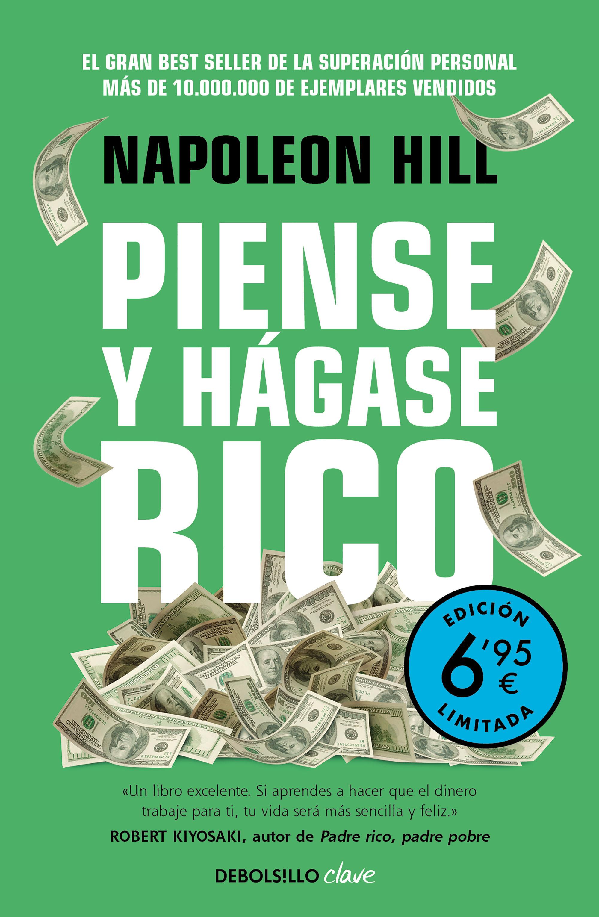 PIENSE Y HAGASE RICO (EDICIÓN LIMITADA A PRECIO ESPECIAL)