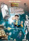 SUPERLOPEZ EL LADRÓN DEL TIEMPO