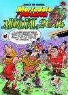 MAGOS DEL HUMOR 162 MORTADELO Y FILEMON MUNDIAL 2014