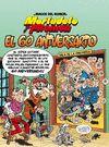 MORTADELO Y FILEMÓN EL 60 ANIVERSARIO.