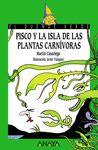 PISCO Y LA ISLA DE LAS PLANTAS CARNIVORAS