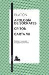 APOLOGIA DE SOCRATES CRITON CARTA VII GUIA DE LECTURA