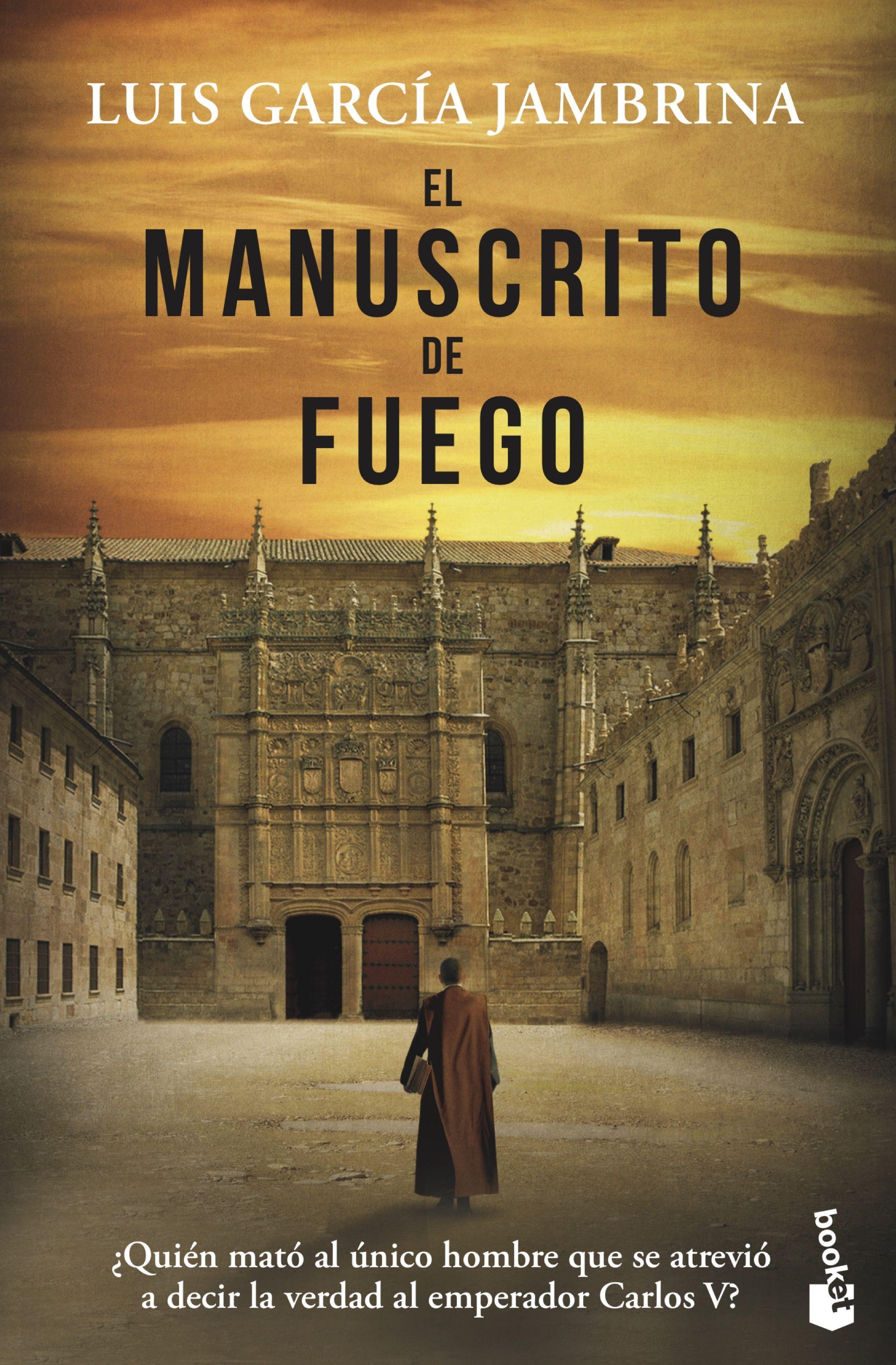 MANUSCRITO DE FUEGO EL