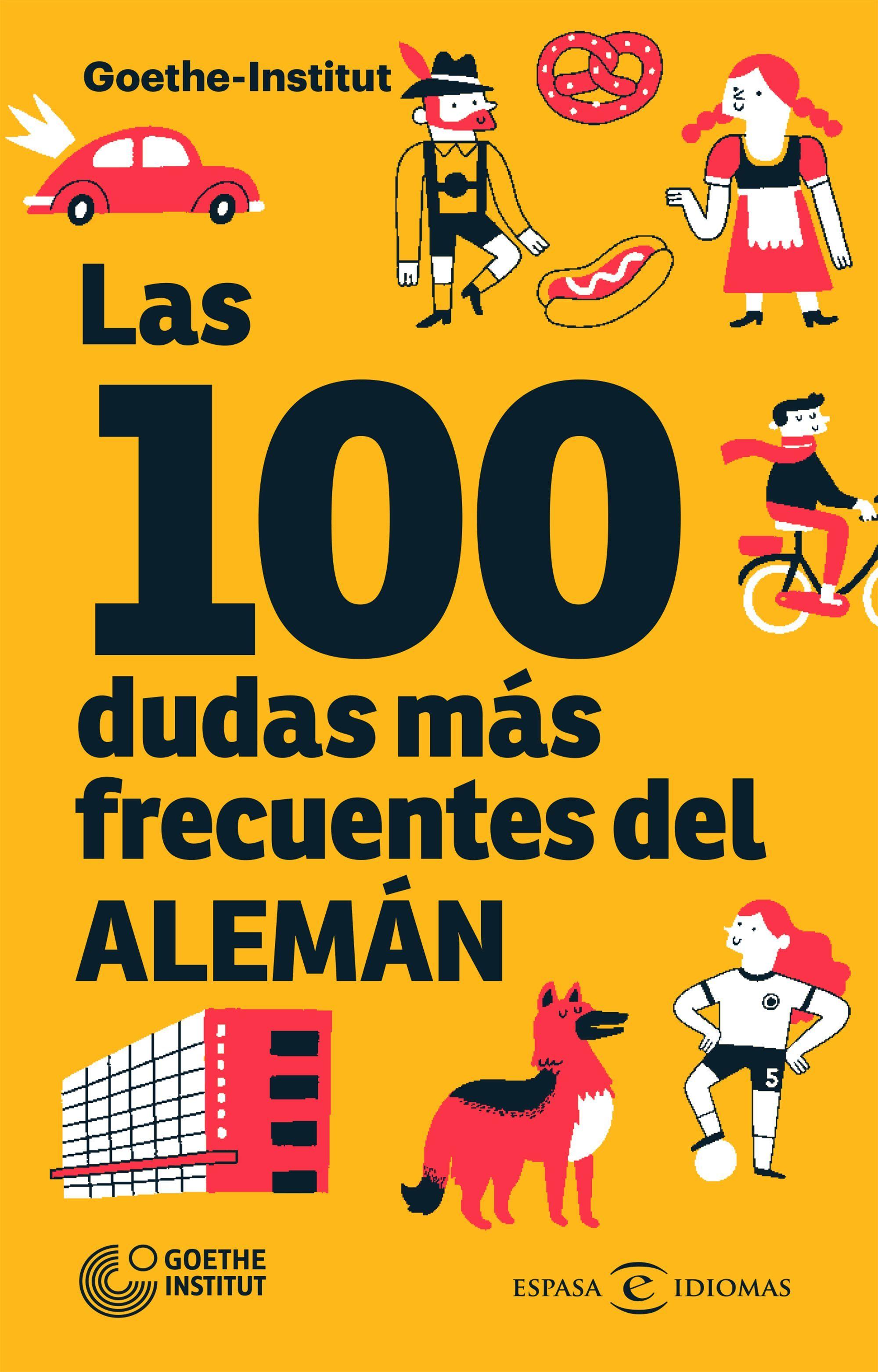 100 DUDAS MÁS FRECUENTES DEL ALEMÁN LAS