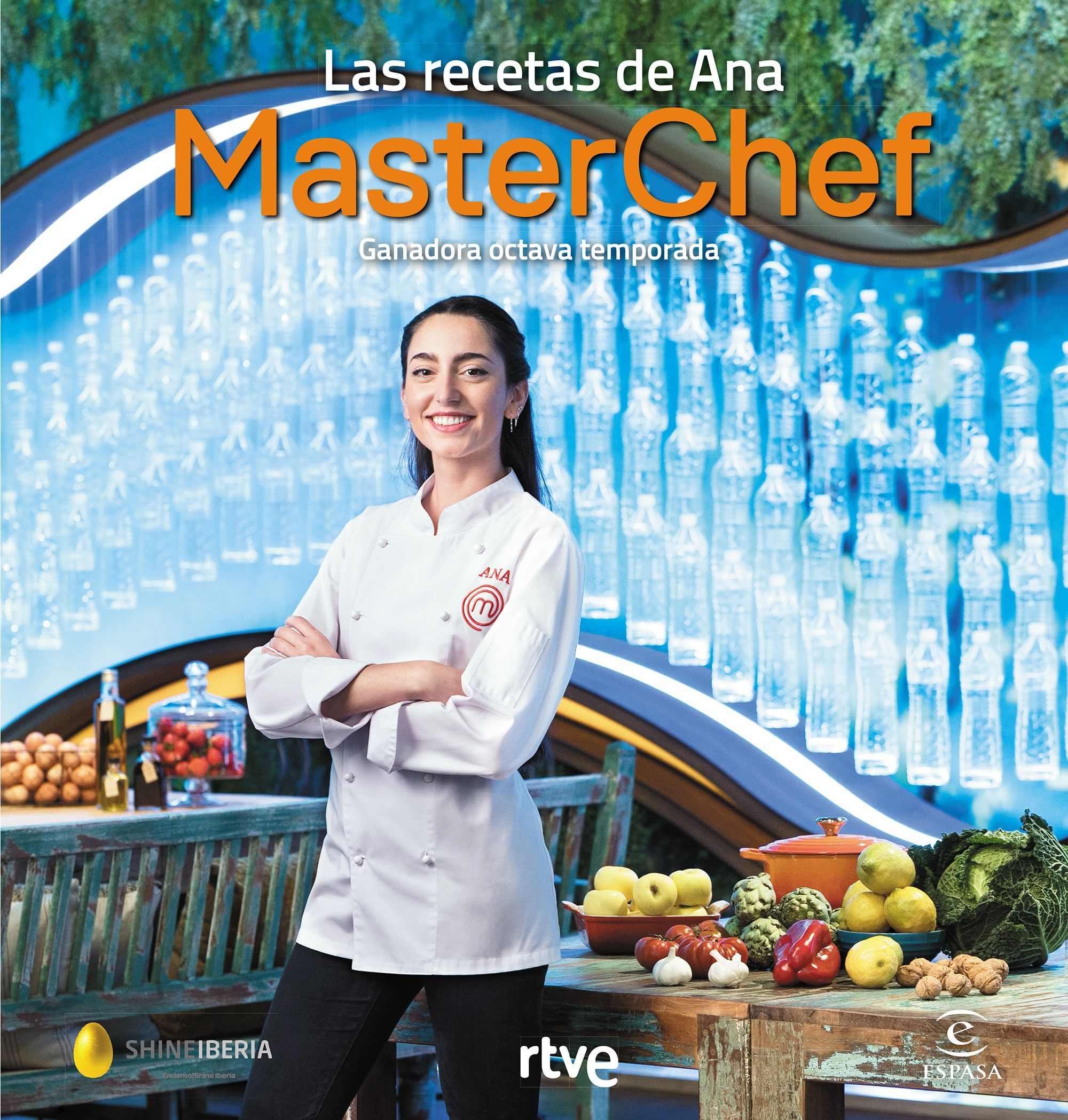 RECETAS DE ANA LAS MASTERCHEF