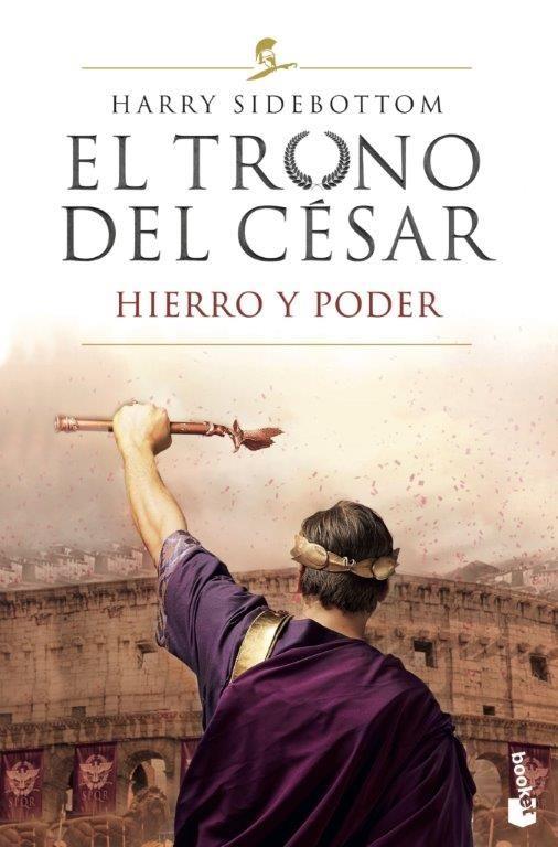 TRONO DEL CÉSAR  HIERRO Y PODER