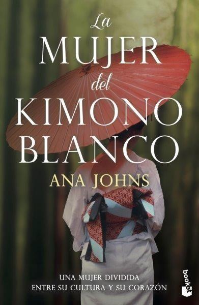 MUJER DEL KIMONO BLANCO LA