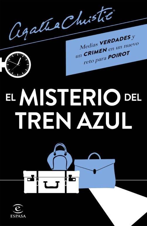 MISTERIO DEL TREN AZUL EL