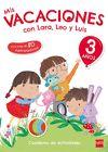 3 AÑOS MIS VACACIONES CON LARA,LEO Y