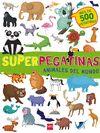 SUPERPEGATINAS ANIMALES DEL MUNDO