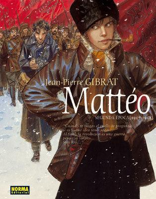 MATTEO SEGUNDA EPOCA 1917 1918