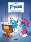 PITUFOS 27 EL LIBRO QUE LO DICE TODO LOS