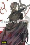 PANDORA HEARTS 10