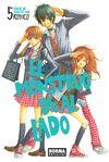 MONSTRUO DE AL LADO 05 (TONARI NO KAIKAIBUTSUKUN)