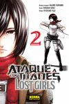 ATAQUE A LOS TITANES: LOST GIRLS 02
