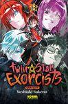 TWIN STAR EXORCISTS: ONMYOUJI 13
