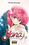 YONA 11 PRINCESA DEL AMANECER