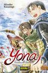 YONA 13 PRINCESA DEL AMANECER