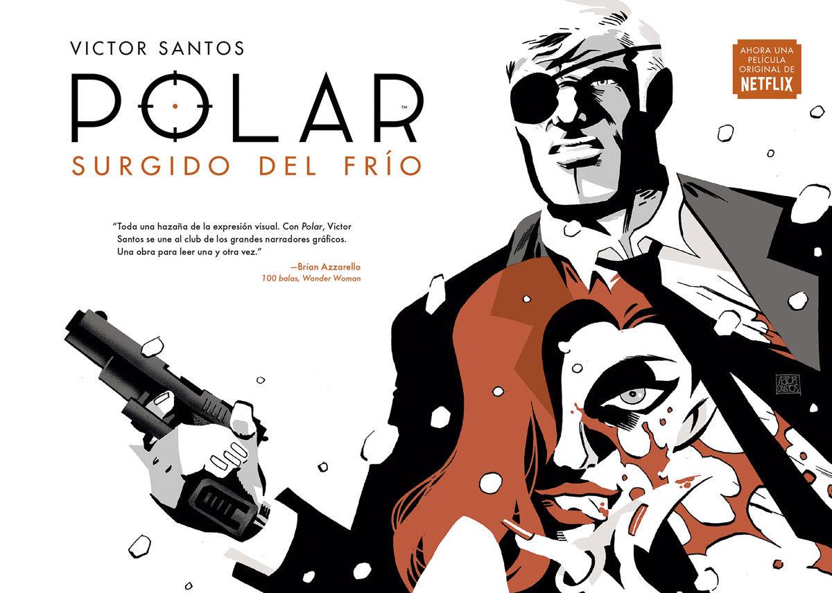POLAR 1. SURGIDO DEL FRIO (NUEVA PORTADA)