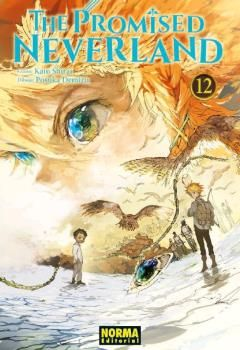 PROMISED NEVERLAND 12 THE