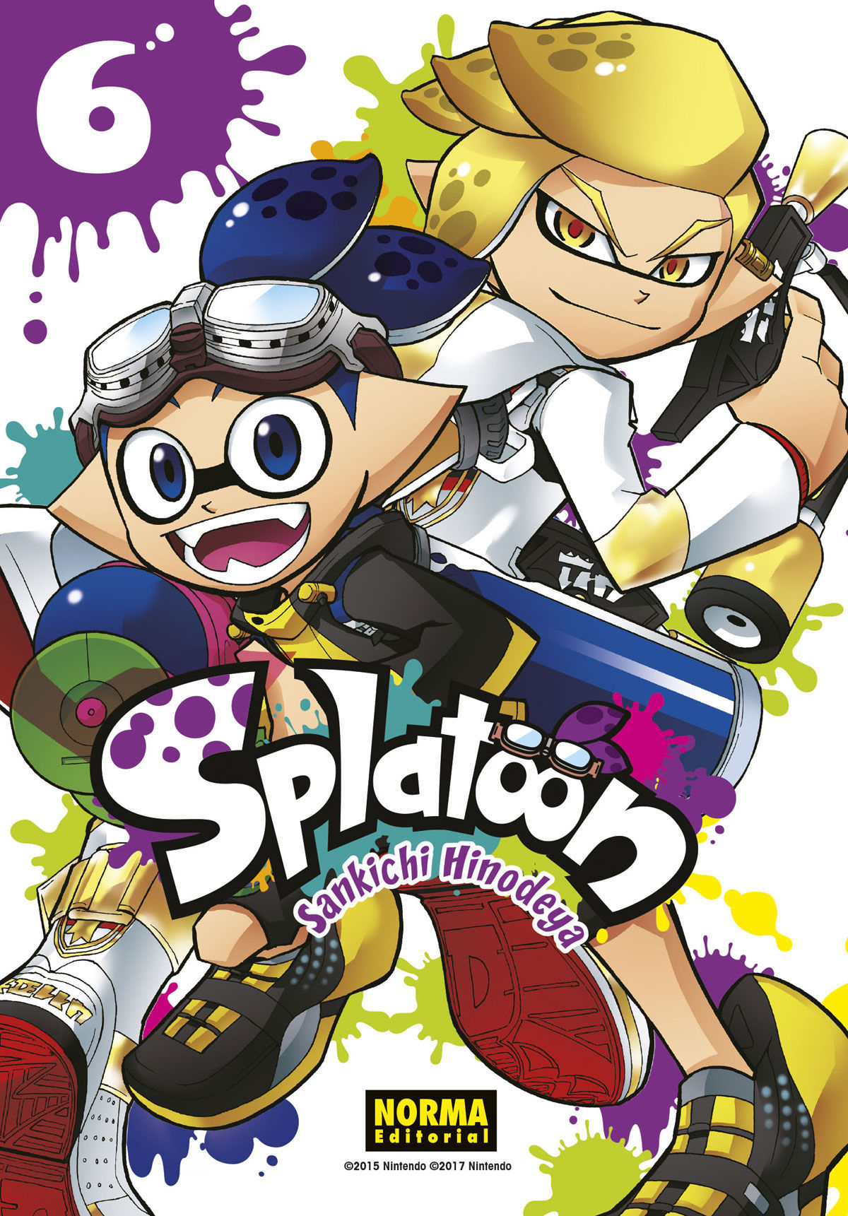 SPLATOON 06