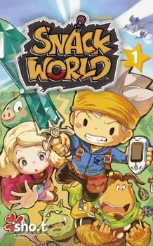 SNACK WORLD TV ANIMATION 01 THE
