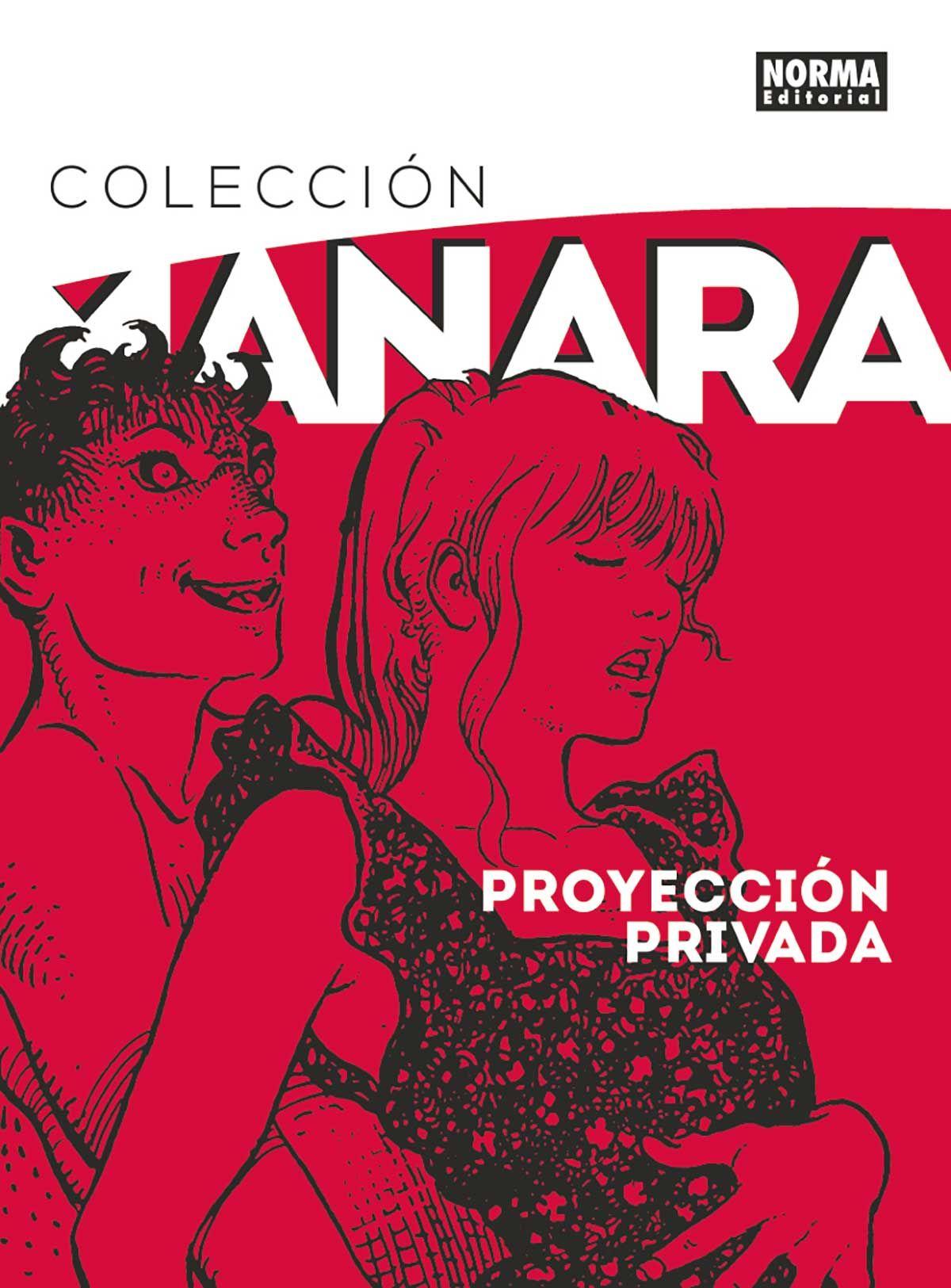 COLECCIÓN MANARA 9 PROYECCIÓN PRIVADA
