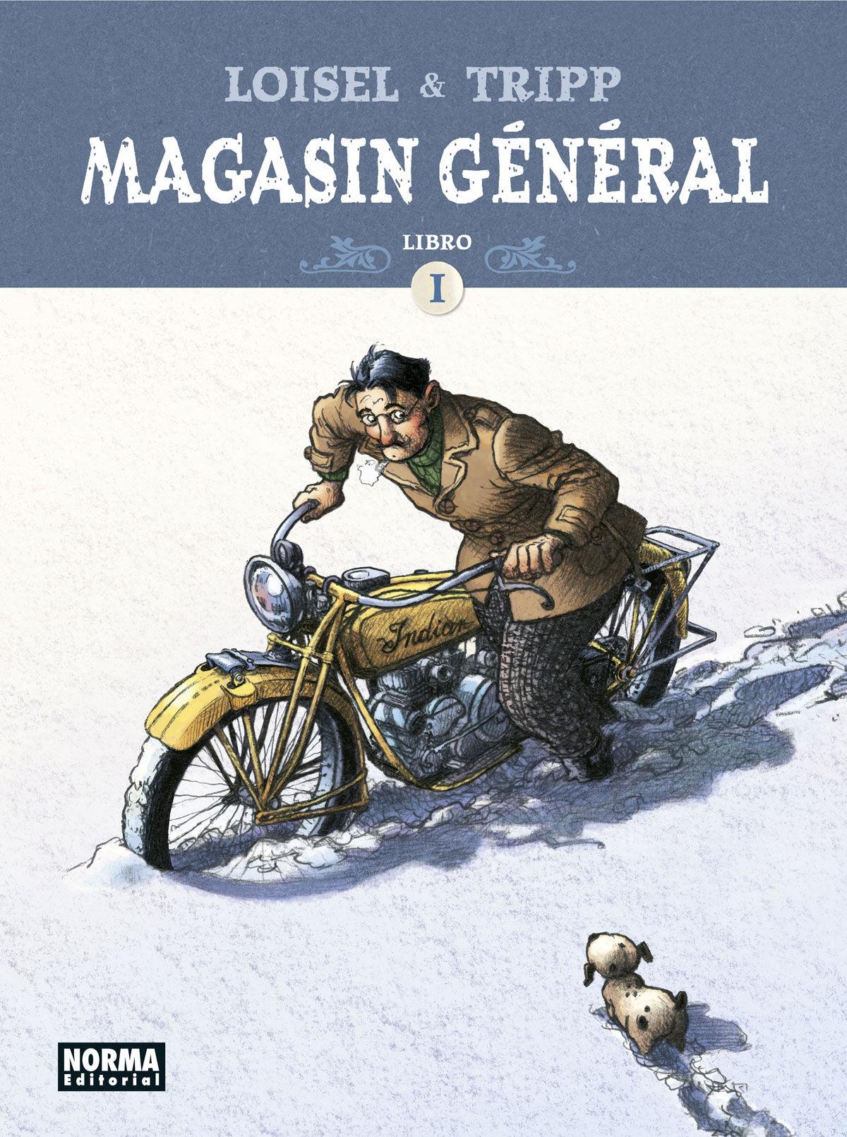 MAGASIN GENERAL INTEGRAL 1