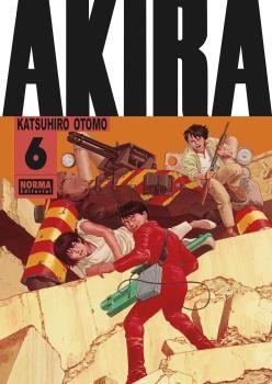 AKIRA 06 + POSTALES