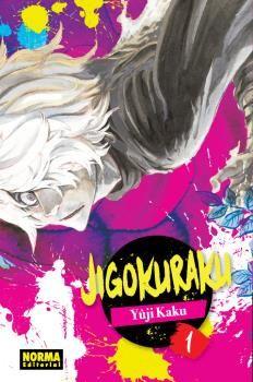 JIGOKURAKU 01 LANZAMIENTO