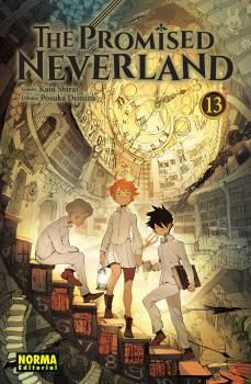 PROMISED NEVERLAND 13 ED ESPECIAL THE