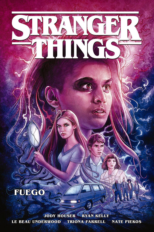 STRANGER THINGS 3 FUEGO