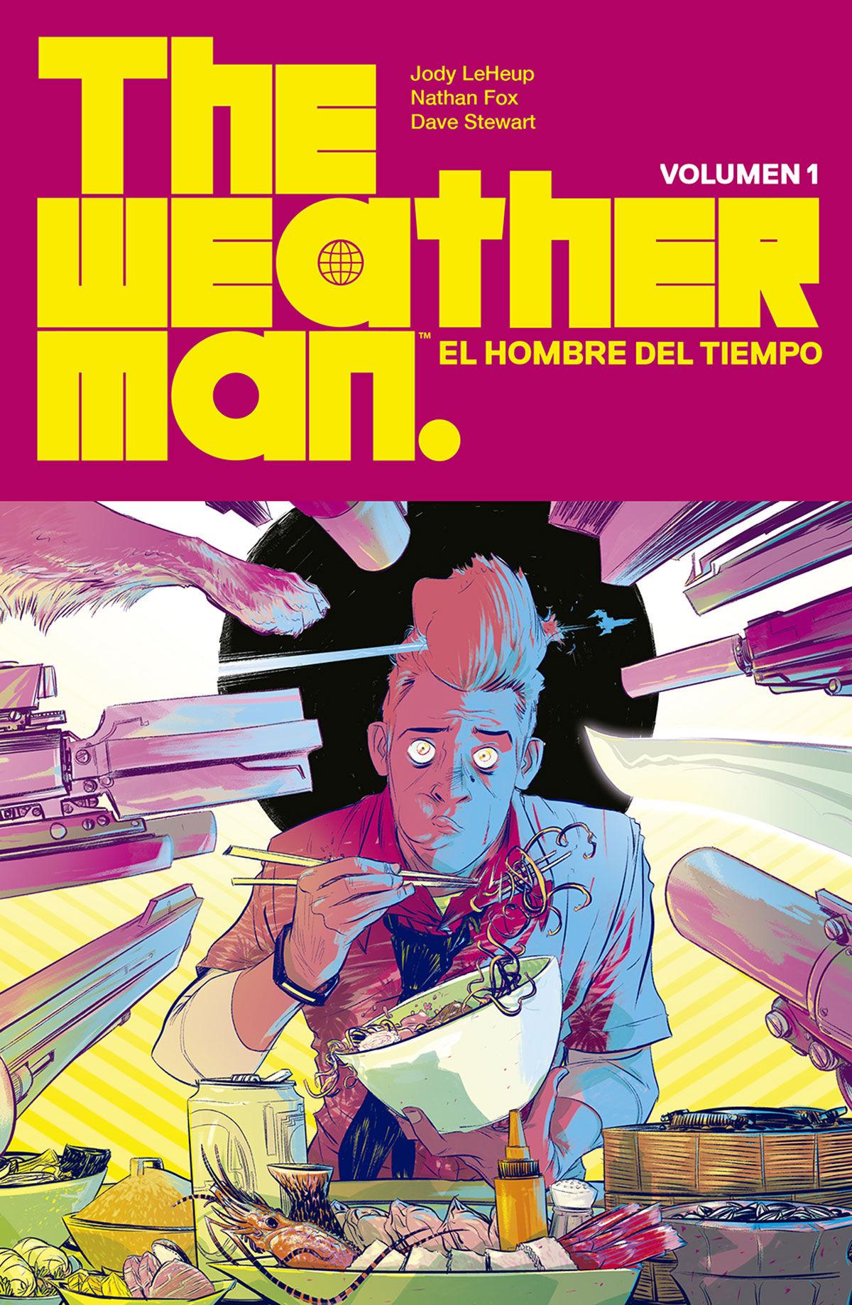 WEATHERMAN 1 EL HOMBRE DEL TIEMPO THE
