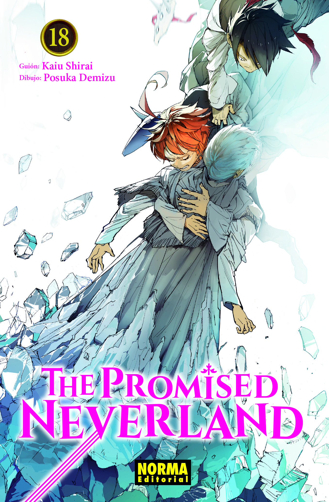 PROMISED NEVERLAND 18 THE