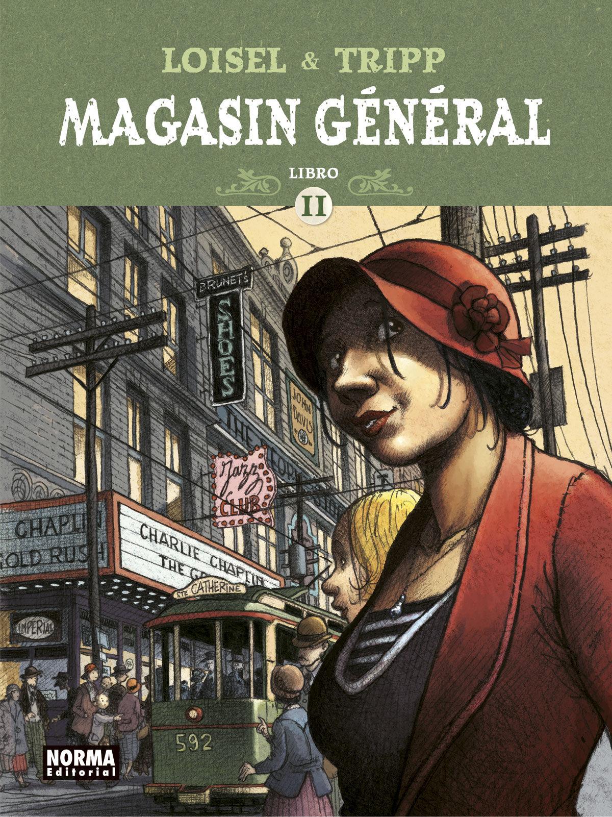 MAGASIN GENERAL INTEGRAL 2