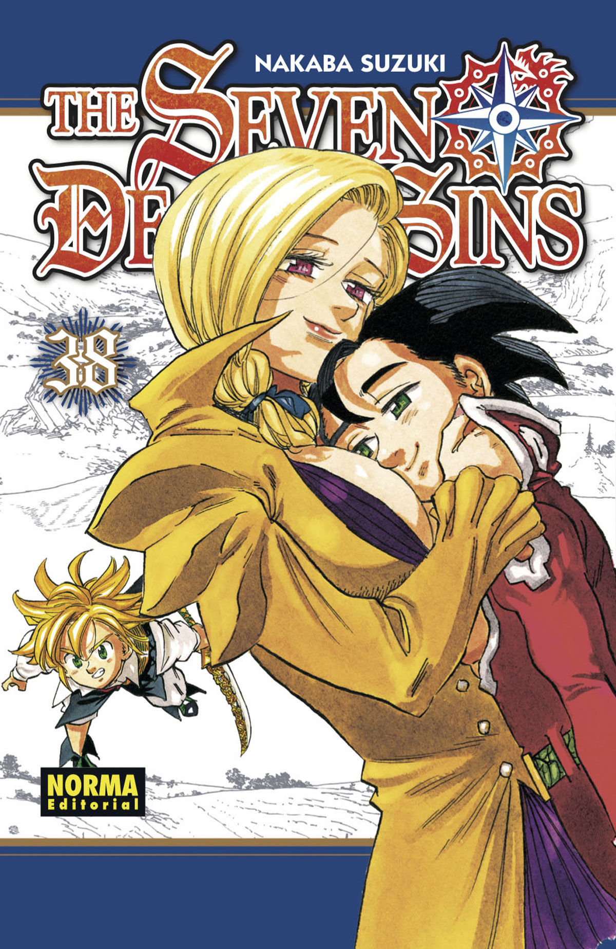 SEVEN DEADLY SINS 38 THE
