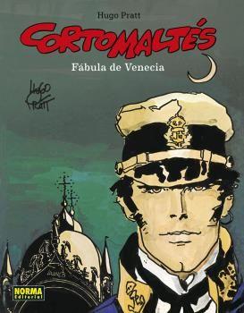 CORTO MALTÉS 7 FÁBULA DE VENECIA