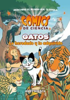 COMICS DE CIENCIA GATOS