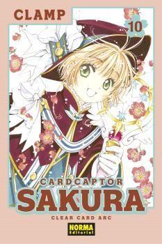CARDCAPTOR SAKURA CLEAR CARD 10
