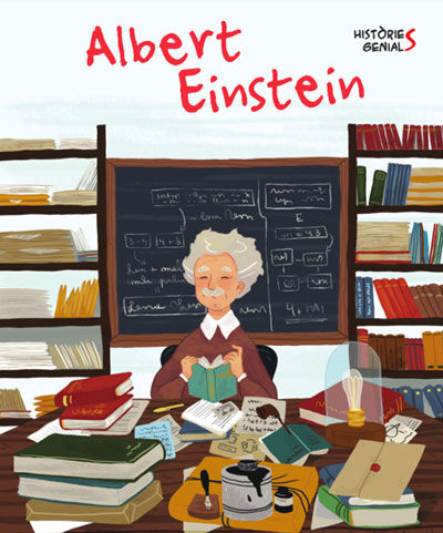 ALBERT EINSTEIN HISTORIES GENIALS
