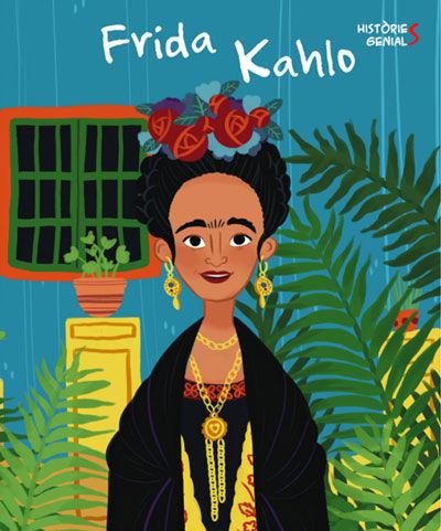 FRIDA KALHO HISTORIES GENIALS