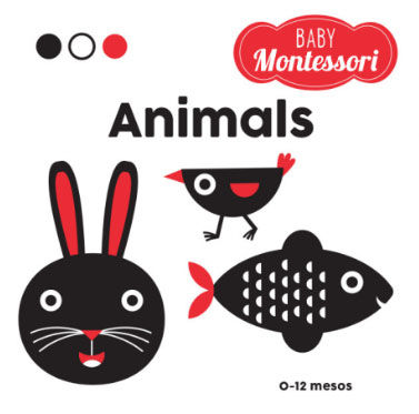 BABY MONTESSORI ANIMALS