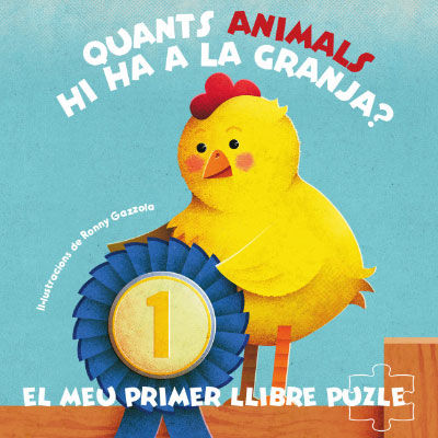 QUANTS ANIMALS HI HA A LA GRANJA? (VVKIDS)