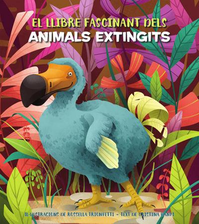 LLIBRE FASCINANT DELS ANIMALS EXTINGITS