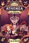 ATHENEA Y LOS ELEMENTOS 1 EL OJO NEFERTITI