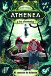 ATHENEA 02 EL CORAZON DE ATLANTIS
