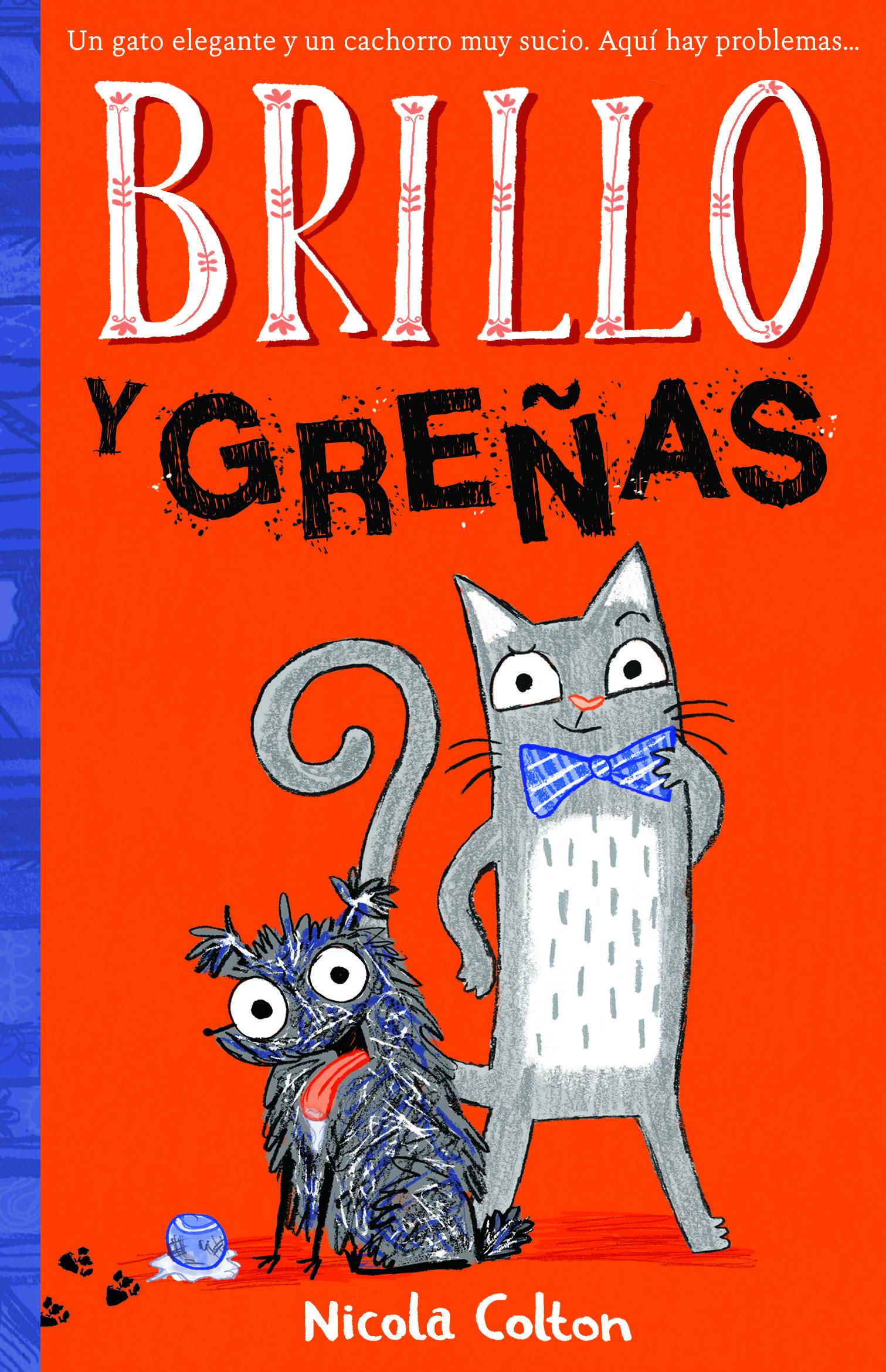 BRILLO Y GREÑAS 01