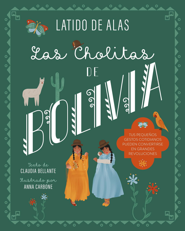 CHOLITAS DE BOLIVIA LAS