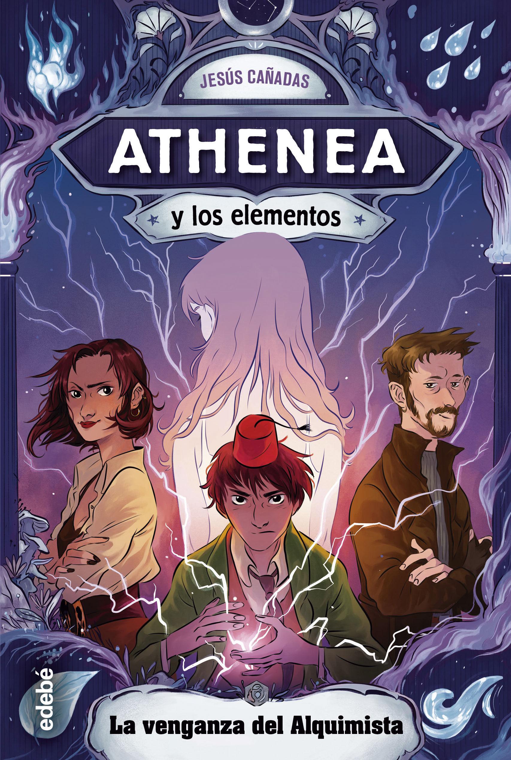 ATHENEA Y LOS ELEMENTOS 5 LA VENGANZA DEL ALQUIMISTA